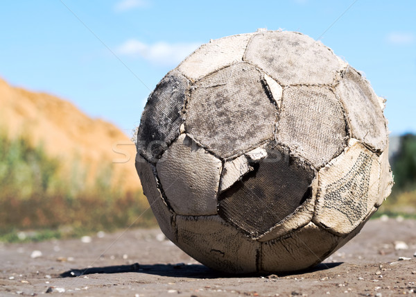 1976824_stock-photo-old-soccer-ball